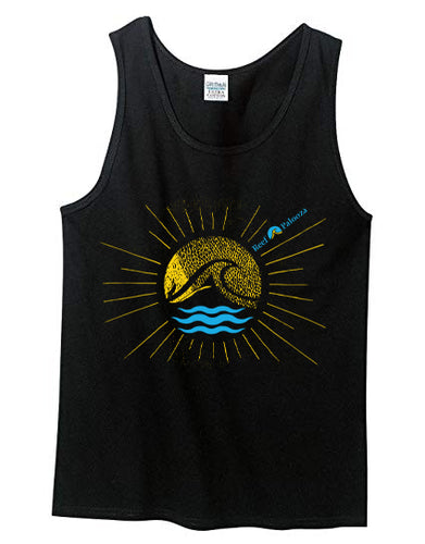 RAP Fish Scales Tank Top