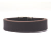 STEEL  LEATHER BRACELET | STB400 - Zawadis.com