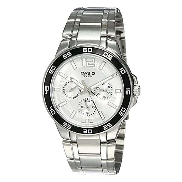 CASIO WATCH | CAS500 - MTP-1300D-7A1VDF
