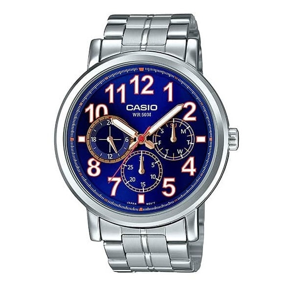 CASIO WATCH | CAS517 - MTP-E309D-2BVDF