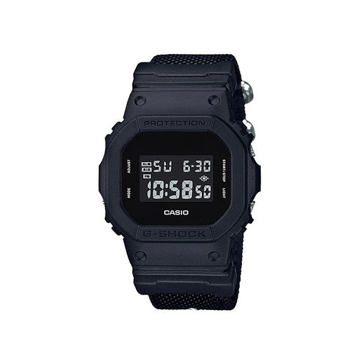CASIO G-SHOCK WATCH | CAS570 - DW-5600BBN-1DR