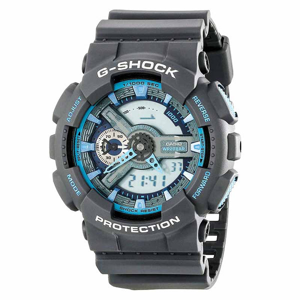 G-SHOCK WATCH | CAS480 - GA-110TS-8A2