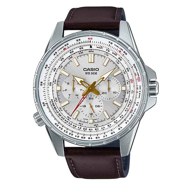 CASIO WATCH | CAS465 - MTP-SW320L - Zawadis.com