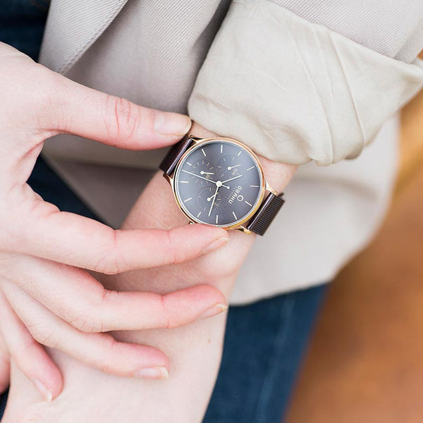 OBAKU WATCH | OB737 - V212LMVNMN
