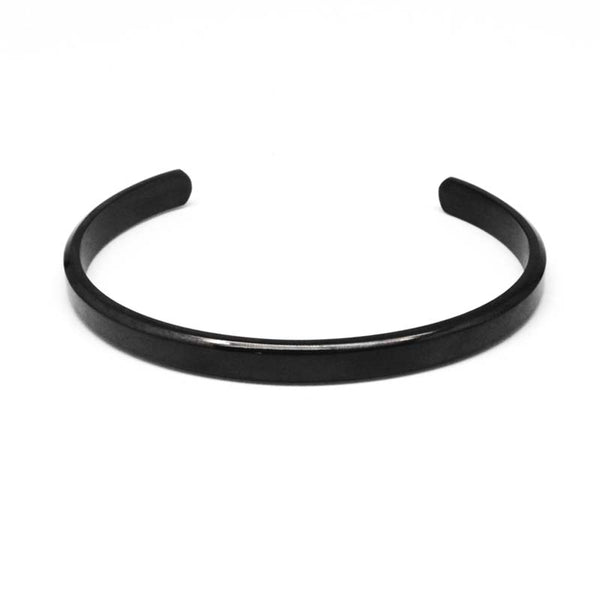 STEEL  CUFF BANGLE | STB482 - Zawadis.com