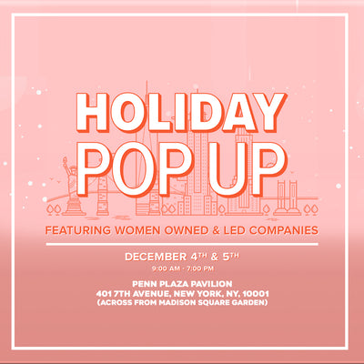 Accessories Council 2019 Holiday Pop Up Shop