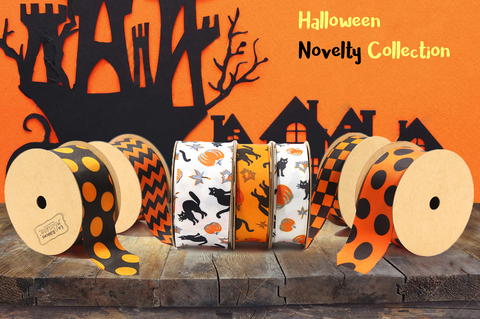 Collection of Halloween Theme Ribbons
