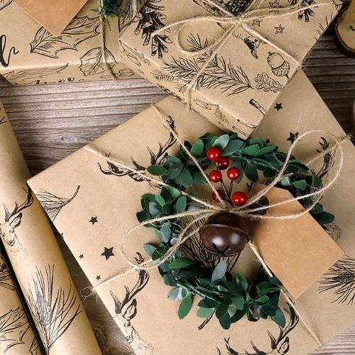 Unique Ways To Wrap Your Christmas Gifts