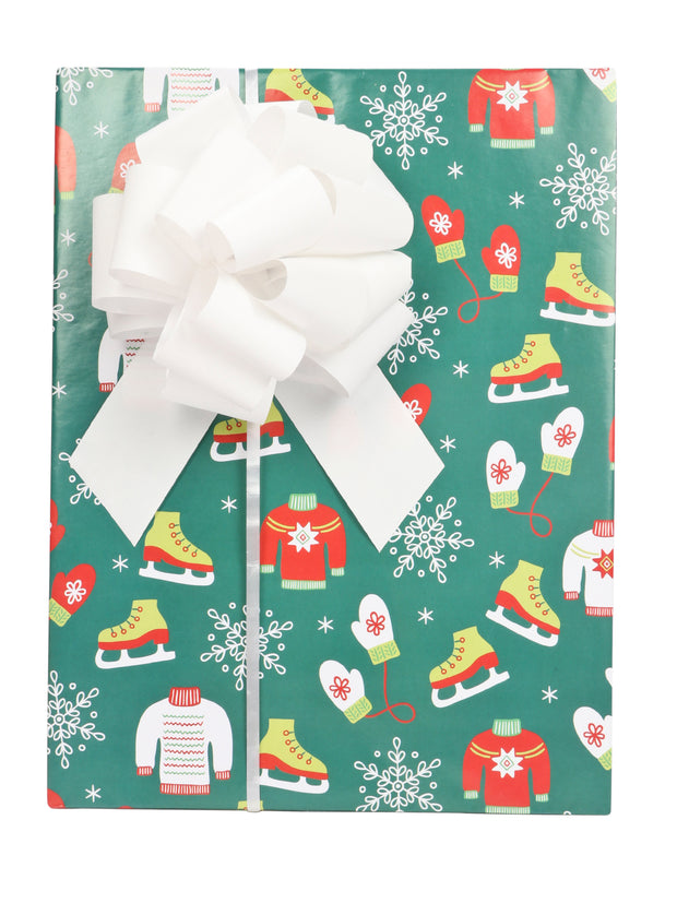 "5"" Christmas Pull Bows Bundle - 14 Pieces"