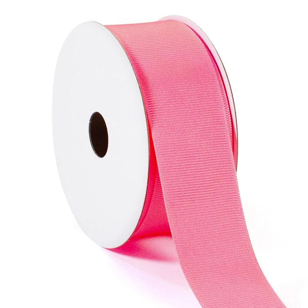 "1 1/2"" - 3"" 20yds & 50yds Premium Textured Grosgrain Ribbon - Neon Collection"