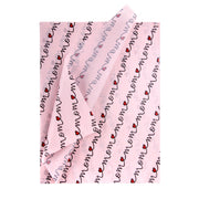 "WRAPAHOLIC Gift Wrapping Tissue Paper- 24 Sheets - 19.7"" x 27.5"" Mom Design"