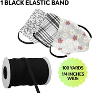 6mm Elastic Stretch Cord - 100 Yard Spool