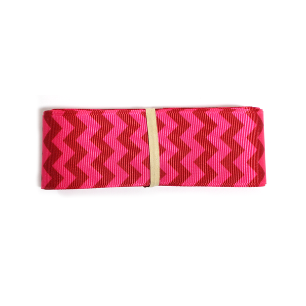 "1 1/2"" Pink Valentine Ribbon Bundle Pink/Hot Pink"