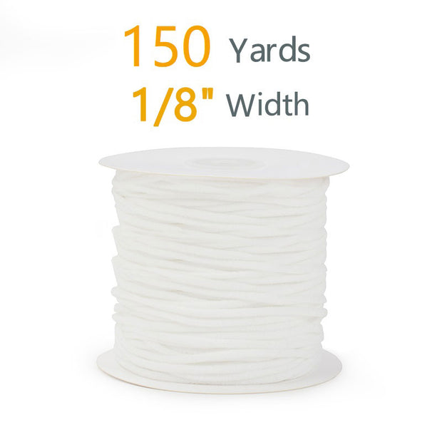 3mm Elastic Stretch Cord - 150 Yard Spool