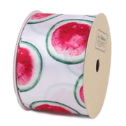 Watermelon Satin Ribbon