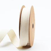 Natural White Cotton Ribbon