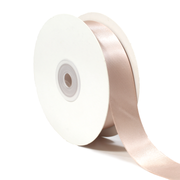 "1"" Double Face Satin Ribbon - 50 Yard Spool"