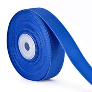 7/8 inch royal blue grosgrain ribbon