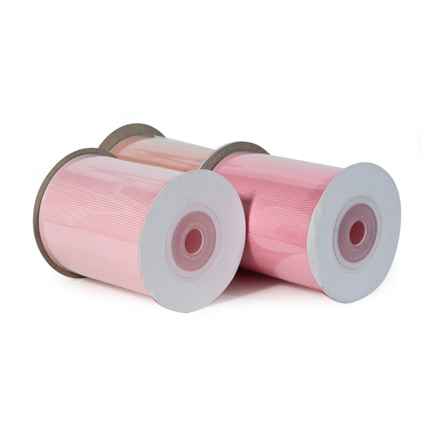 "LaRibbons 3"" Solid Grosgrain Ribbon Lt. Pink Spool Bundle 3 - 15 Yard Spools"