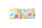 1 1/2 inch Rainbow Bunnies Grosgrain Ribbon