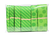 Green novelty ribbon bundle