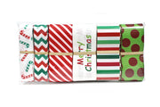 Christmas novelty grosgrain ribbon bundle