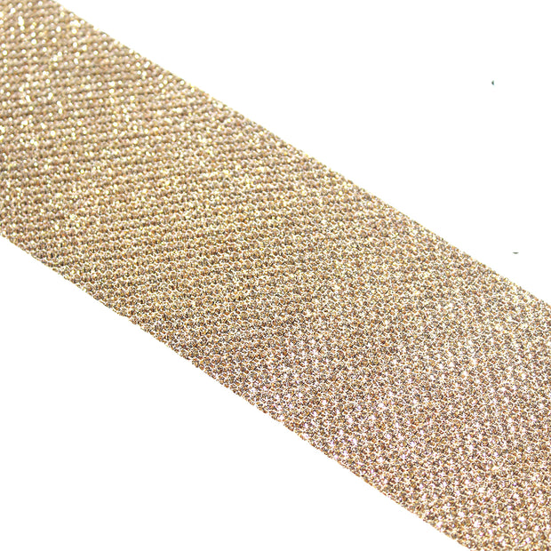 "2"" Glitter Canvas Ribbon"