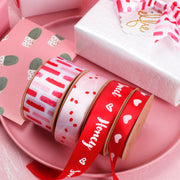 Valentines satin ribbon collection
