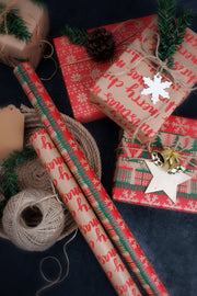 Kraft Paper & Resin Gift Tags with Twine Bundle