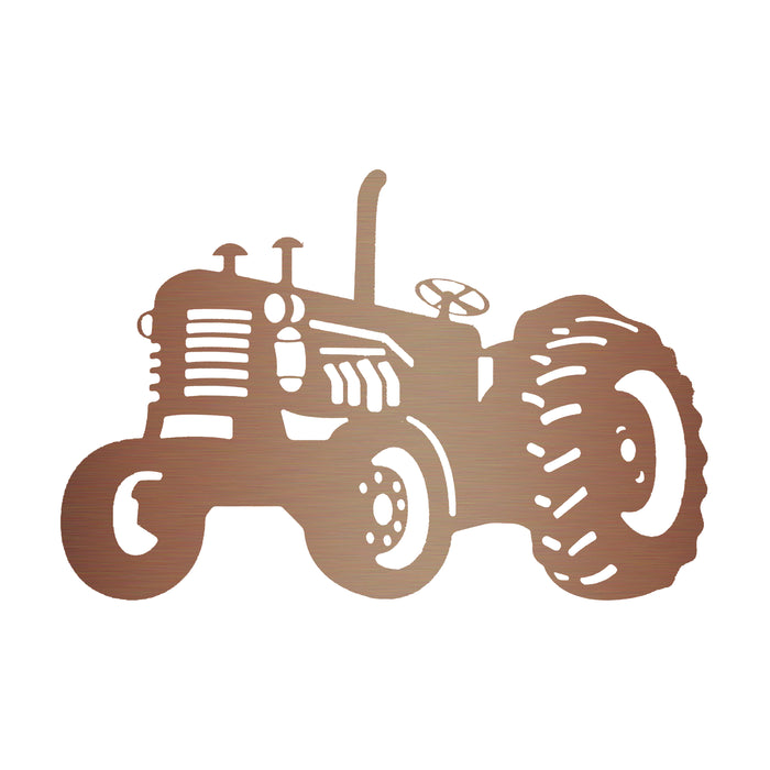 Vintage Tractor Sign