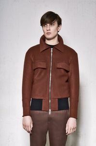 60% OFF Box Jacket,  Rust by F.A.S Sweden