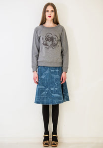 Moomin Basic Sweater