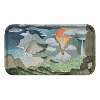 Moomin - The Moomin Valley Large Tray 53x32 cm