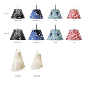 50% OFF UnderCover Moomin LE KLINT Lamp S (1495)