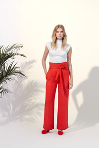 50% OFF HIGH WAIST TROUSERS