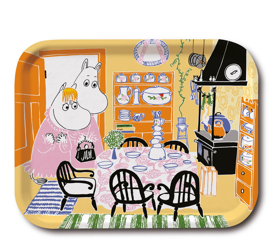 Tray 36×28  Moomin Kitchen