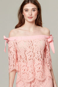 50 % OFF COLD TOP PINK