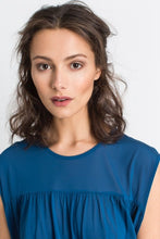 Load image into Gallery viewer, Nemesia blue dress