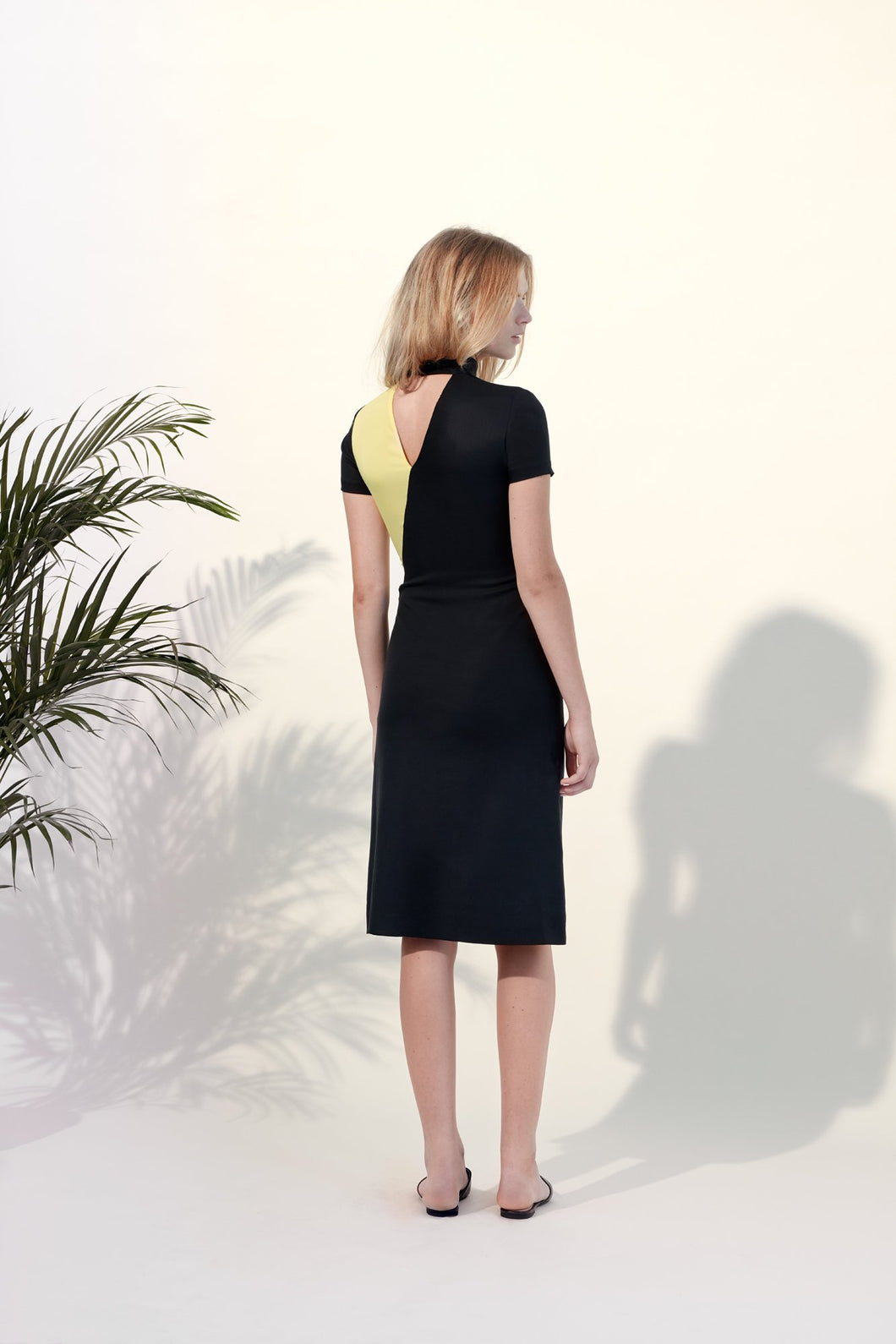 50% OFF OPEN BACK DRESS
