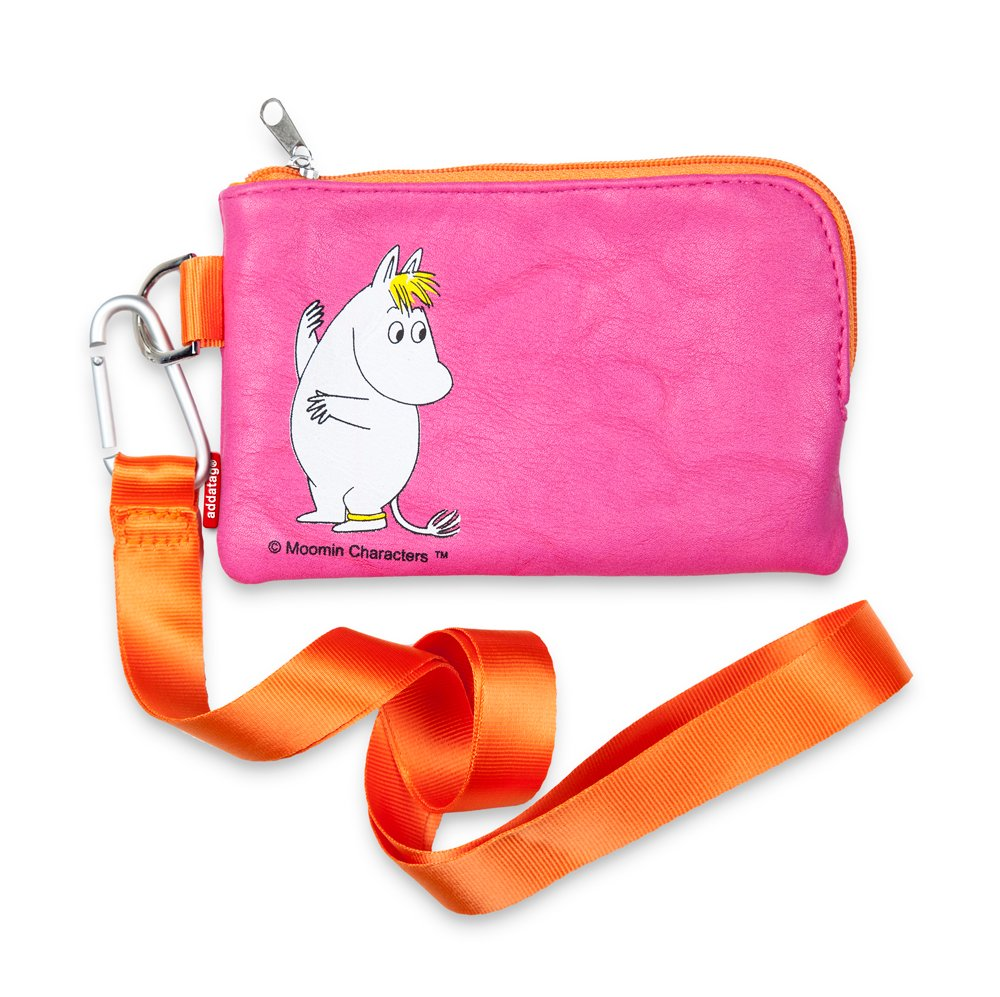 50% OFF  Snorkmaiden Pink  telephone pouch