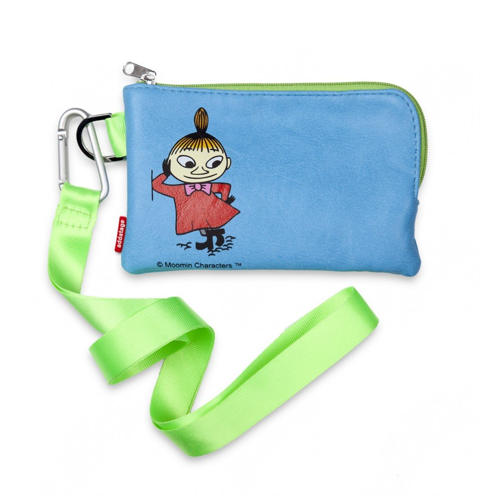 50% OFF Litte My Blue  telephone pouch