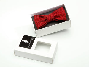 Dark Green Bow Tie