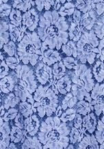 Load image into Gallery viewer, High cardigan in French corn blue lace