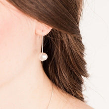 Load image into Gallery viewer, EARRINGS PEARL