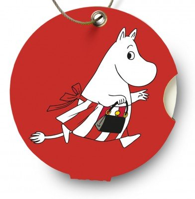 Luggage tag - Moominmamma
