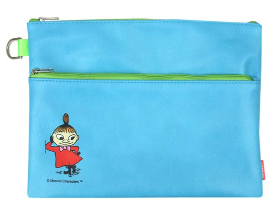 50% OFF Little My Blue Smart bag/ iPad holder