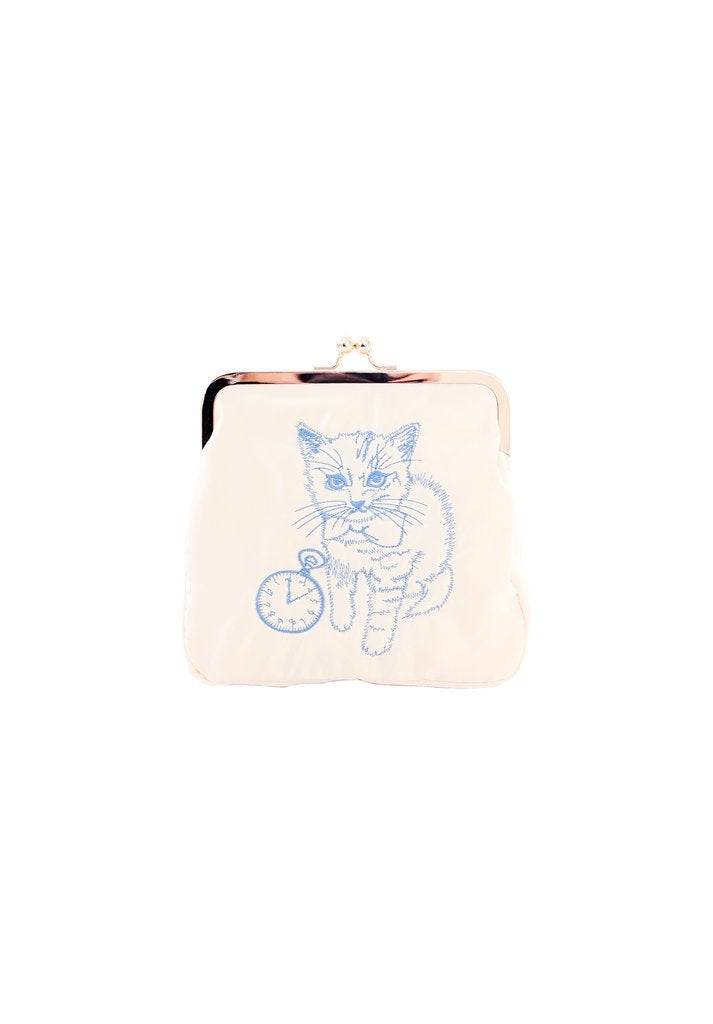 Kitten Large Purse