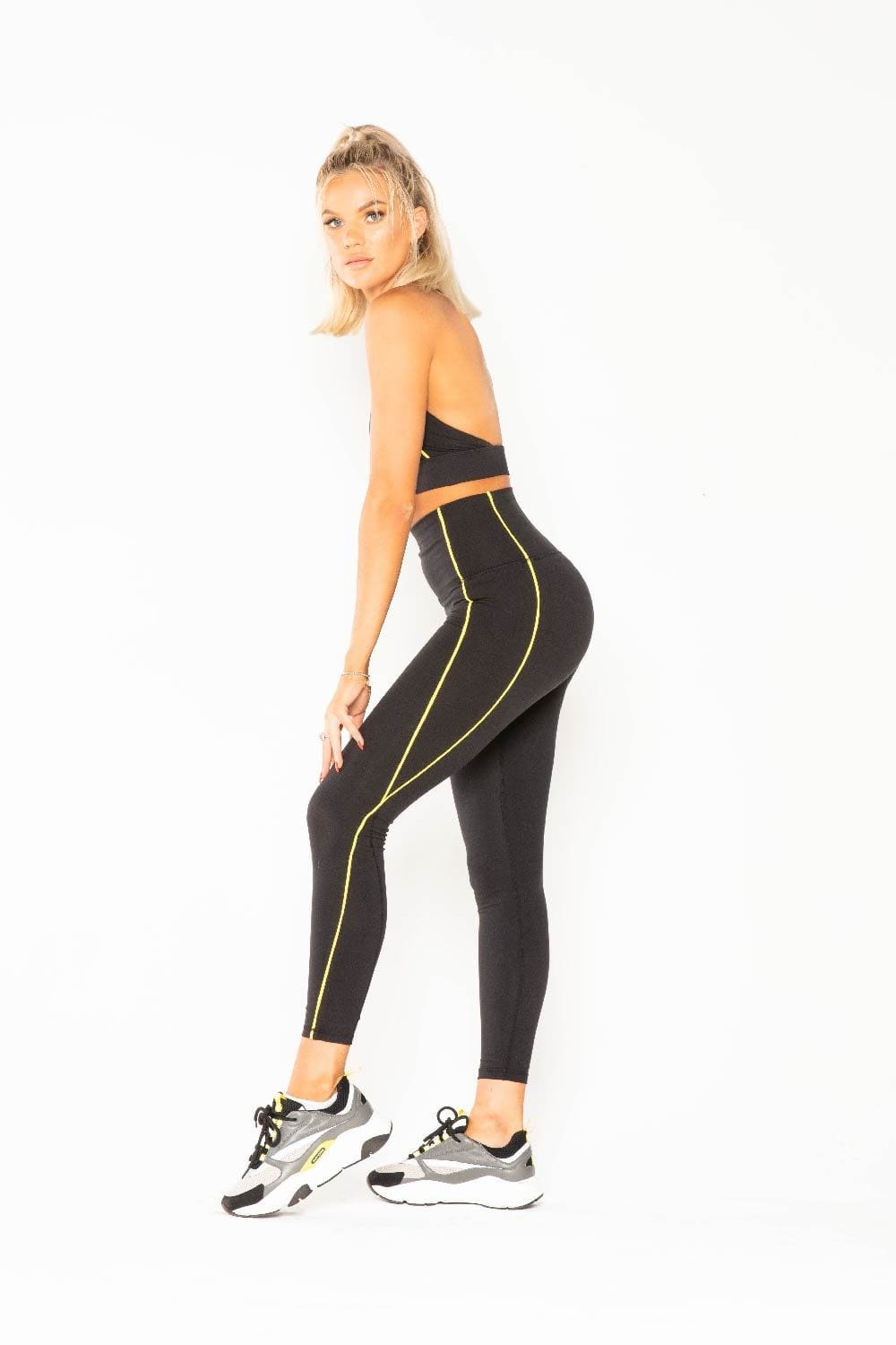 The Contrast Leggings