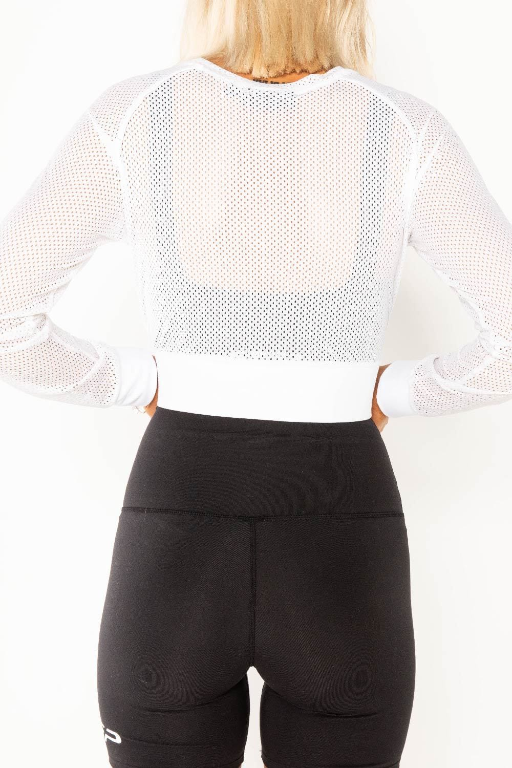 The Mesh Long Sleeve
