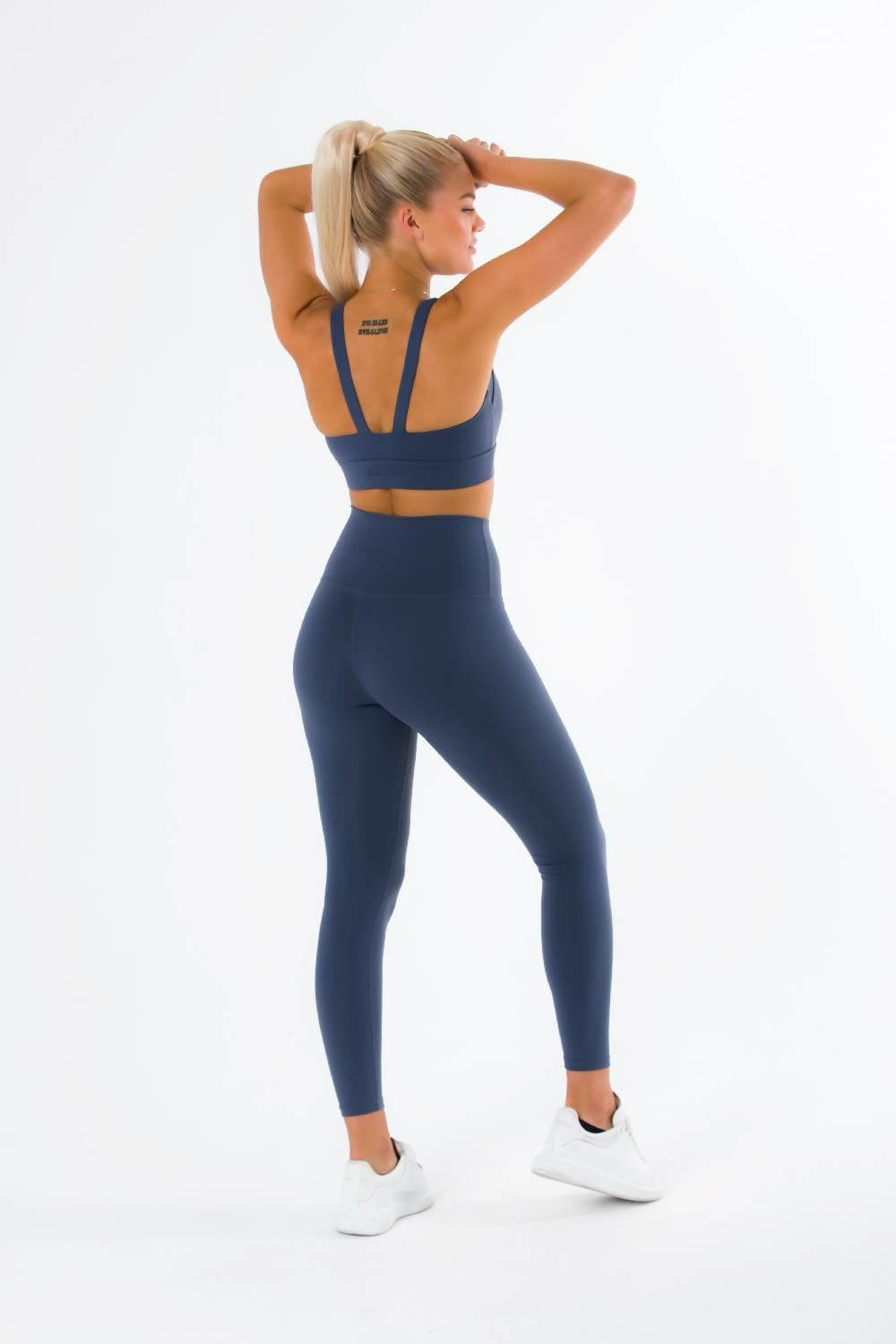 The Match Leggings - Gravel